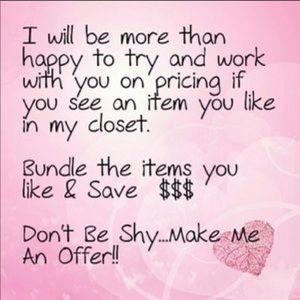 Other - 🛍ALWAYS ACCEPTING OFFERS 🛍